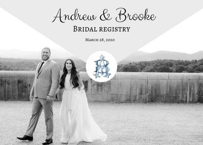 Andrew and Brooke