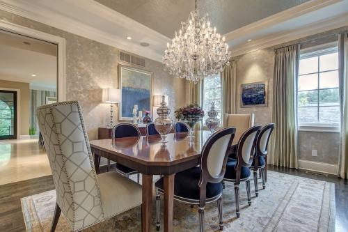 Eclectic & Formal Dining