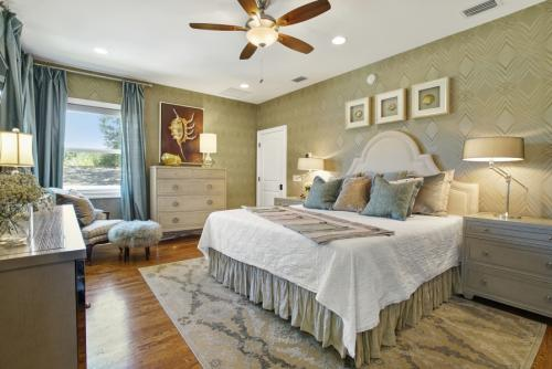 Riverside Master Bedroom